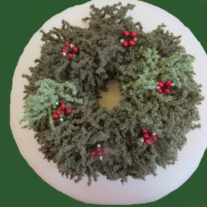 Mini Green Wreath