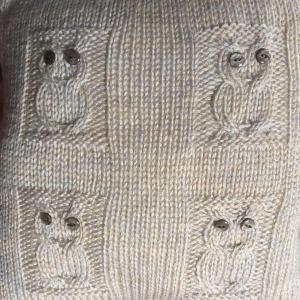 Owl Cushion3